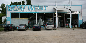 Magasin Quai West Nautique